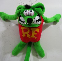 Rat Fink Magnetic Plush - $39.95