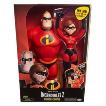 Disney Pixar Incredibles 2 30 cm Power Couple - $69.99
