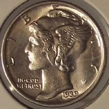 1939-S Mercury Head Dime BU #1112 - $17.99