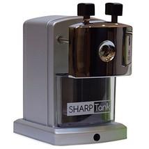 SharpTank Portable Pencil Sharpener (Metallic Silver) | Compact & Quiet ... - $38.62