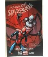 AMAZING SPIDER-MAN volume 4 Graveyard Shift (2015) Marvel Comics TPB FIN... - $12.86