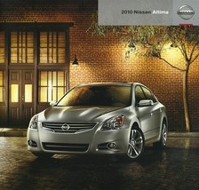 2010 Nissan ALTIMA sales brochure catalog US 10 Sedan Coupe S SL SR - $6.00