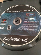 Sony PS2 Spider-Man  image 3