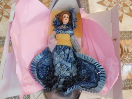 New in Box!  Franklin Mint - Maryse Nicole Madame Jeanne Doll! - $46.39