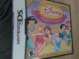 Nintendo DS Disney Princess: Magical Jewels image 1