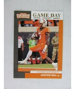 Justice Hill Oklahoma State 2019 Panini Contenders Draft Football Card 12 - $0.98