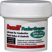 DEOXIT FADER GREASE 28 GRAM JAR - $25.80