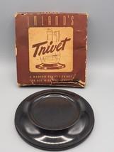 Vintage Inland's Moderne Plastik Untersetzer mit / Verpackung - $24.75