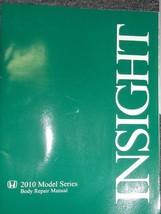 2010 Honda Insight Body Service Shop Repair Manual Factory Dealership Oem Book - $79.19