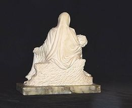 Statue of Jesus on the Lap of His Mother Mary (Italy) AA18-1028 image 7