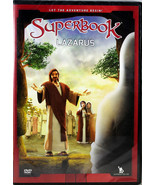 Superbook Season 3 Lazarus NEW DVD Chris Joy Gizmo – God's Timing and Pu... - $19.06