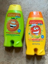 AVON NATURALS KIDS BODY WASH BUBBLE BATH SHAMPOO TEAR FREE CONDITIONER L... - $21.56