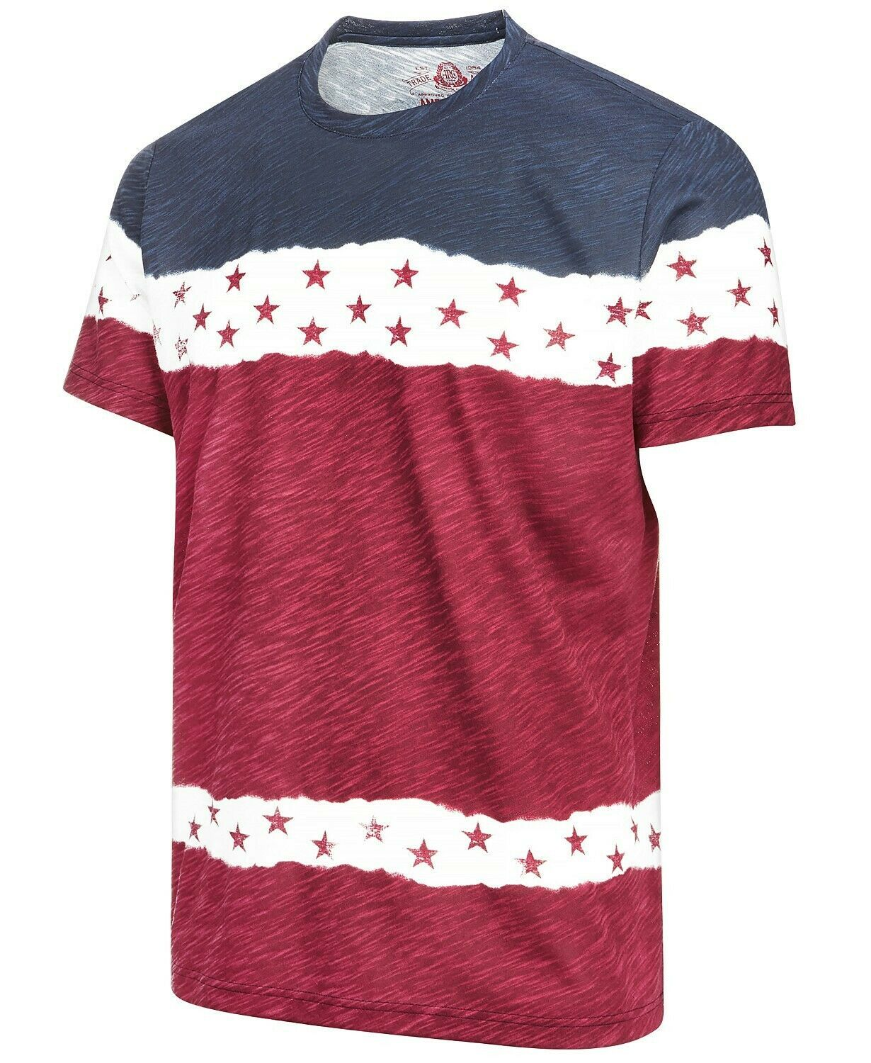 American Rag Men's Americana Colorblocked T-Shirt, Size XXL image 1