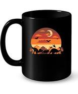 Dinosaurs Trick Or Treat Halloween Vintage Ceramic Mug - $13.99+