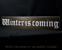 Game of Thrones (inspired) Wall Decor - $24.95