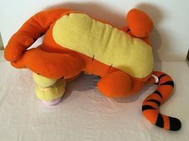 "Disney Tigger Plush 22"" Stuffed Animal Large Tiger Laying Down Big Soft Toy image 8"