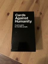 Cards Against Humanity Starter Set - 600 Cards, opened but never used - $18.00