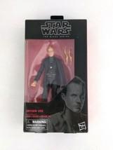Star Wars Black Series Dryden Vos #79 Wave 20 Action Figure 6-Inch - £11.45 GBP