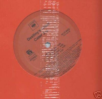 Destiny's Child Cater 2 U Vinyl LP 7 Remixes Beyonce' Maurice Joshua Promo Vinyl