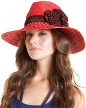 Flora Bella Nola  Raffia Hat Calipso - $129.90