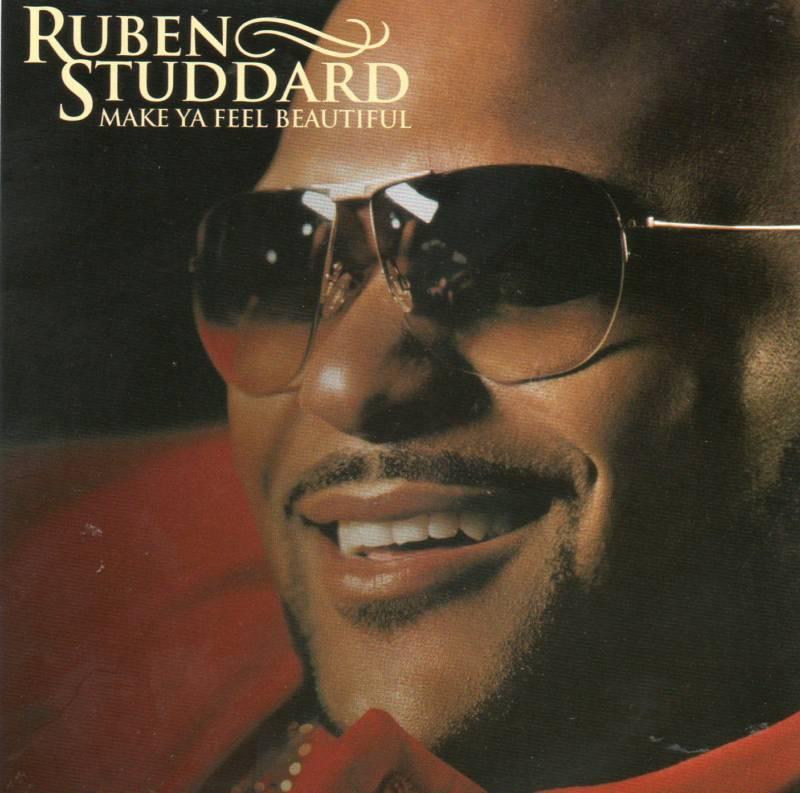 Ruben Studdard Make Ya Feel Beautiful 2 Track Promo CD