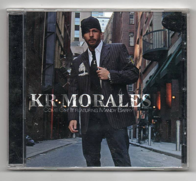 KR Morales FT. Mandy Barry Come Get it CD Single
