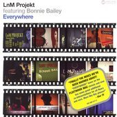LNM Project Everywhere 7 Track CD Sharp Boys Remix
