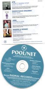 ATB I Don't Wanna Stop 10 Track CD Voodoo & Serrano