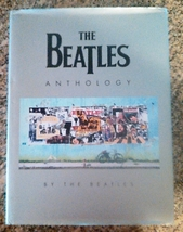 """The Beatles Anthology"" - Hardcover - Chronical Books, 2000 - First Edition - $27.95"