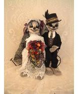 """""""Mr. & Mrs. Bones"""" PDF Digital E-Pattern Download By Shelley Hawlkey - $10.00"""