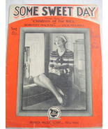 1929 Sheet Music Some Sweet Day Dorothy Mackaill - $7.99