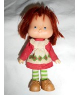 Vtg 1979 STRAWBERRY SHORTCAKE Doll American Greetings with Clothes - $4.00
