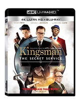 Kingsman: The Secret Service [4K Ultra HD + Blu-ray]