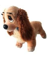 VTG Vintage Disney Lady and the Tramp Plush Stuffed Animal Soft Toy Doll... - $129.99