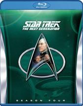 Star Trek: The Next Generation - Season 4 [6-Disc Blu-ray] *** Brand new... - $25.39