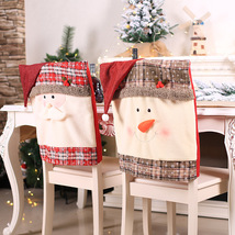 Huiran Linen Christmas Elk Snowman Table Runner Merry Christmas Decorati... - $58.00