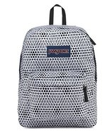 JanSport Superbreak Backpack (One Size, White Urban Optical) - $35.64