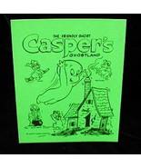 Casper Gumball Machine Insert 1960s - $14.99