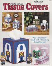 Tissue Covers, Plastic Canvas Pattern Booklet TNS 89PH1 Ladybug Ducks El... - $4.95
