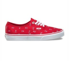 Vans X MLB Authentic Anaheim Angels 男装's Size 11.5 Red LA Los Angeles-$ 118.75