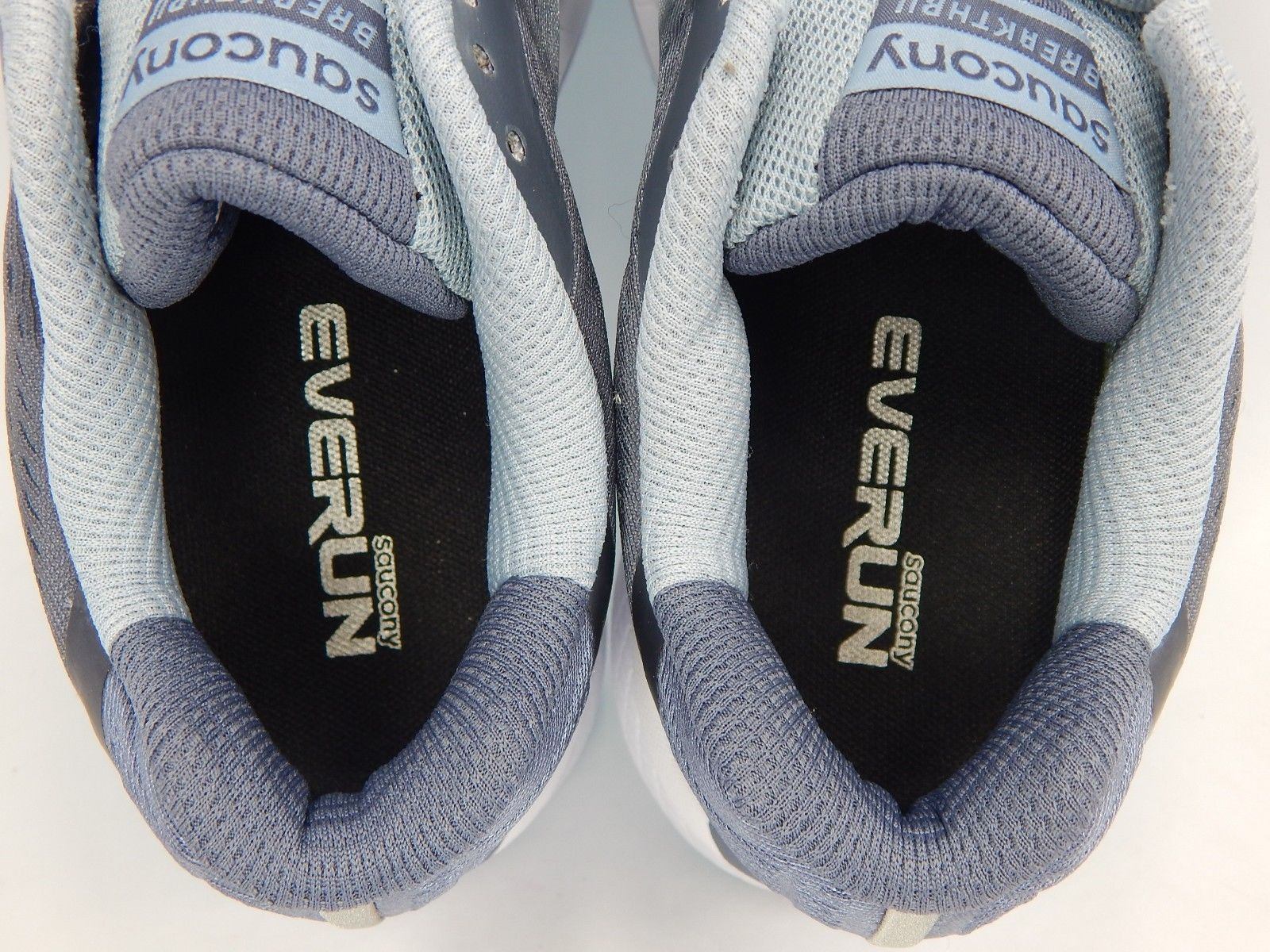 Saucony Breakthru 4 Size 7.5 M (B) EU 38.5 Women's Running Shoes Gray S10419-1