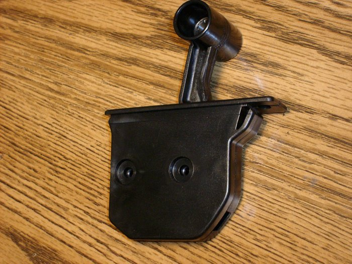 Throttle Cable Lever Control Head For Mtd Troy Built