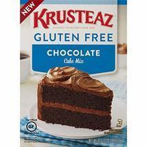 Krusteaz Gluten Free Chocolate Cake Mix 18 Ounce - $13.86