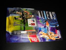 Kenner Aliens Sgt Drake Space Marine 1992 Still... - $10.99