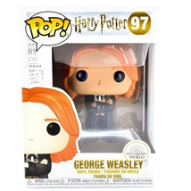 Funko Pop! Harry Potter George Weasley Yule Ball #97 Vinyl Action Figure