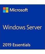 Windows Server 2019 Essentials - $19.99