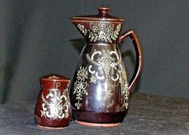 Tea pot, Sugar and Creamer Set AB 120 Vintage  image 6