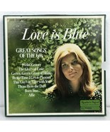 Love Is Blue Great Songs Of The 60s Readers Digest RCA 4 LP Record Box S... - $39.59