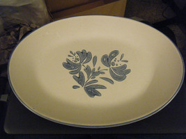 Pflatzgraff Yorktowne Pattern Oval Serving Platter - $18.80