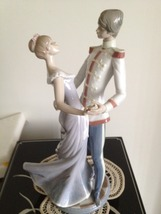 Lladro ~ At the Ball # 5398  retired ~ Mint Condition ~ Large, Beautiful... - $550.00
